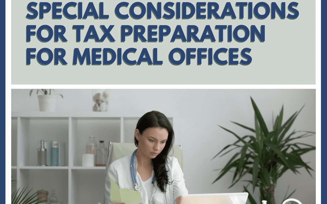 Commonly Overlooked Tax Deductions for Medical Offices