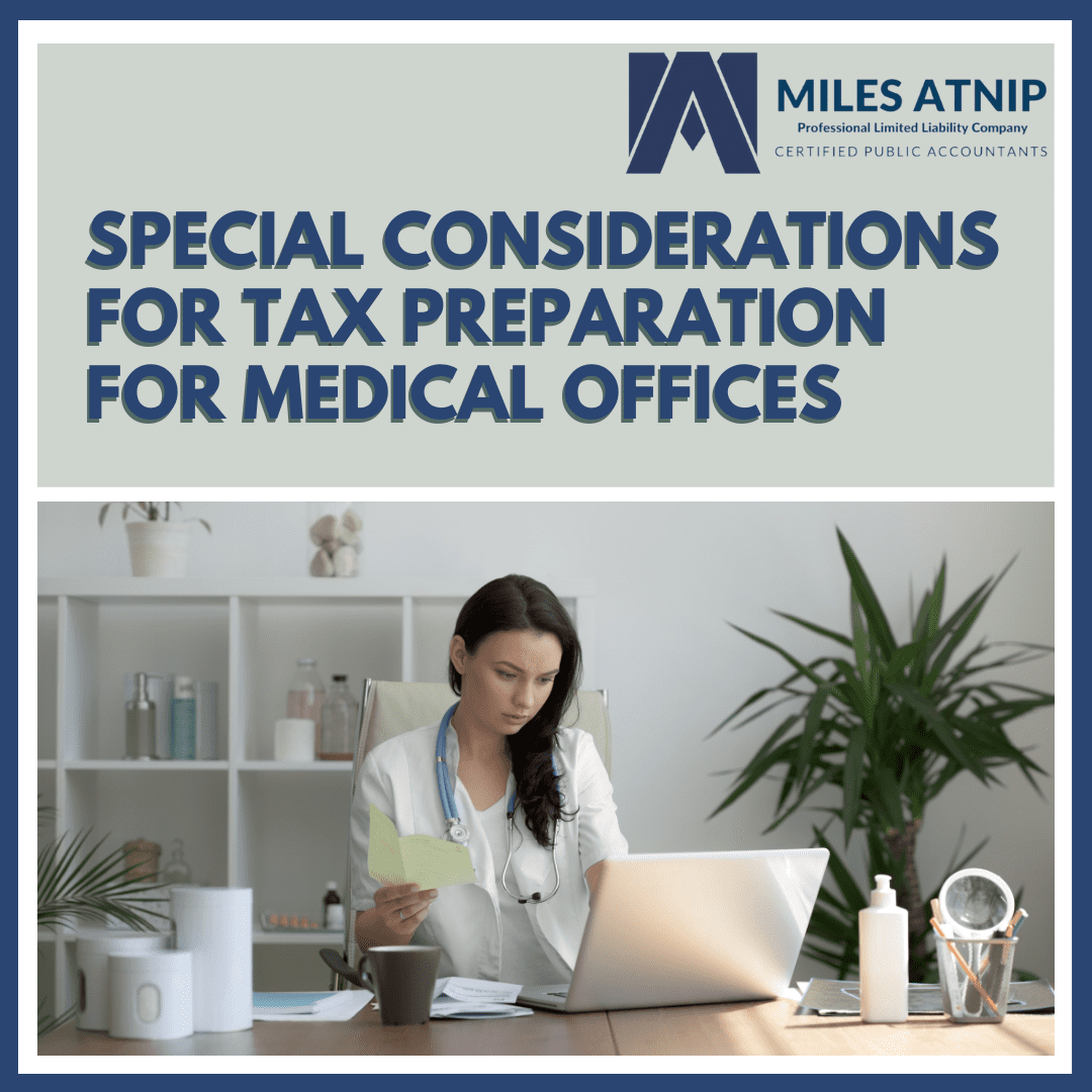 Tax Deductions for Medical Offices