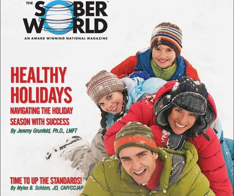 [Sober World] The Silver Tsunami – Aging & Substance Abuse