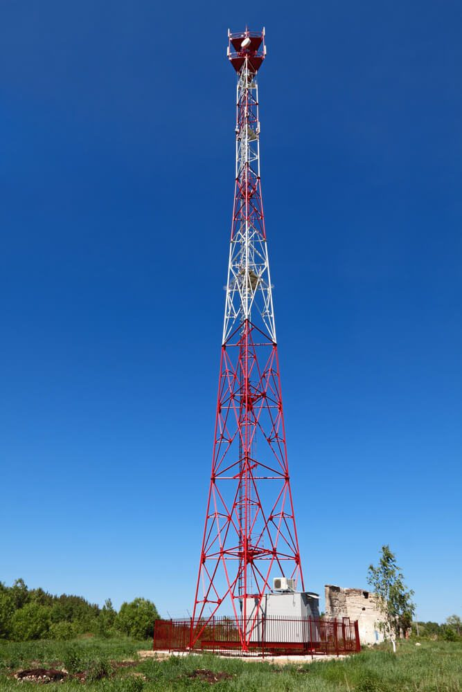 cell tower lease landlords