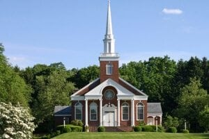 cell tower lease churches